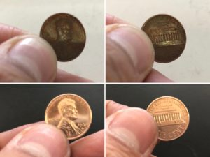 Polished Pennies